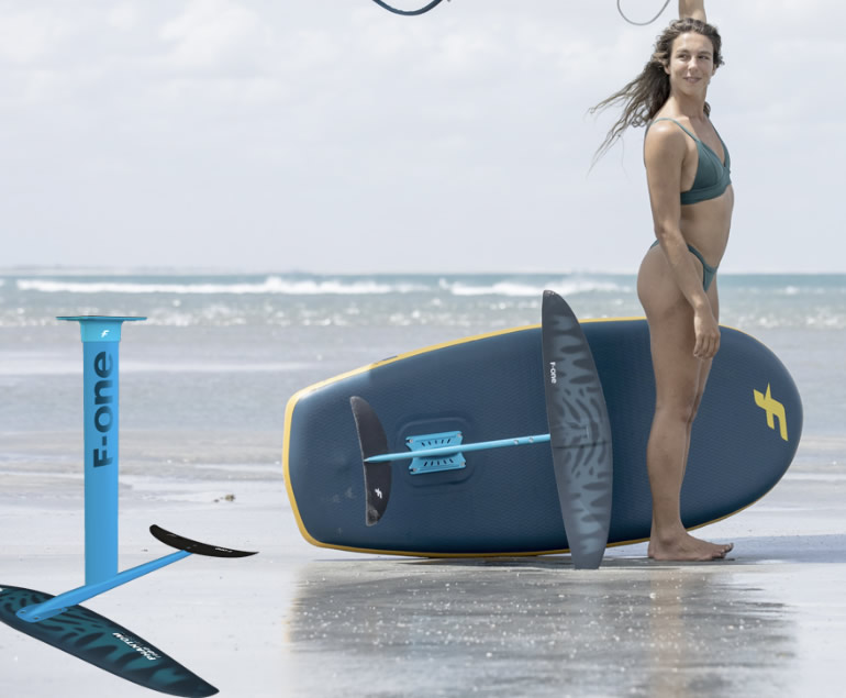 Phanton 1480 FCT Hydrofoil Set Up From F-One