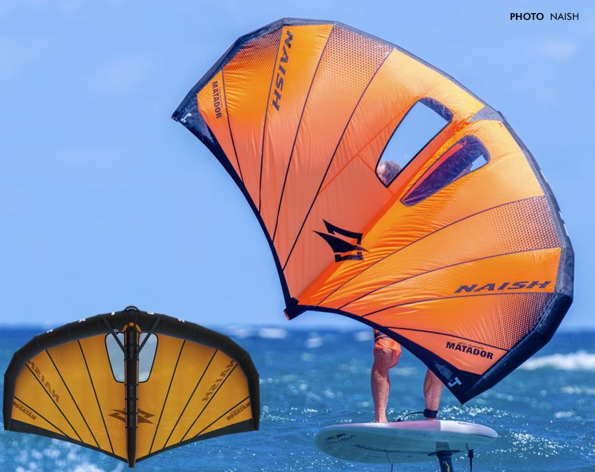 Matador Wing-Surfer from Naish
