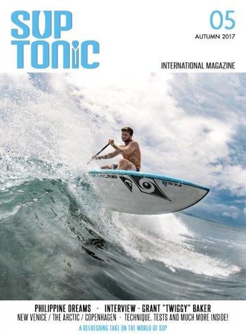 SUP Tonic - Free SUP Magazine - Online