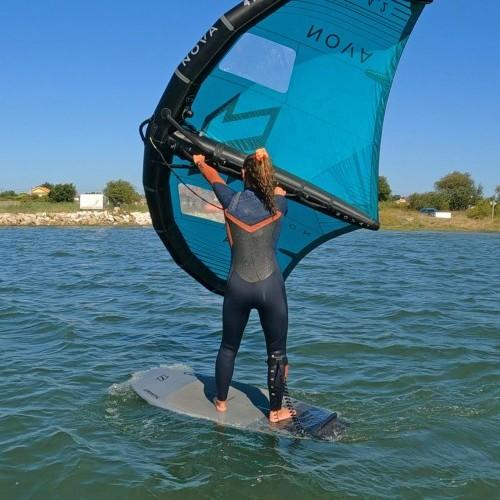 Pre-foiling Prep Wings Foils SUP Surf Technique