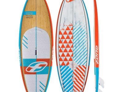 F-One Madeiro Pro 8'3 2016 Wings Foils SUP Surf Review
