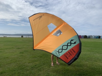 Shinn Resurector 4m 2021 Wings Foils SUP Surf Review