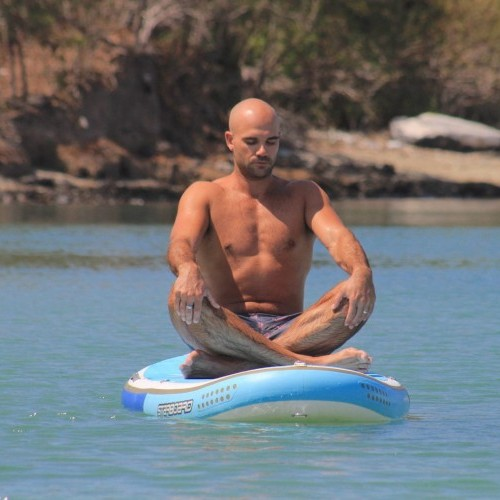 Sukhasana -Easy Pose – Beginner SUP Technique