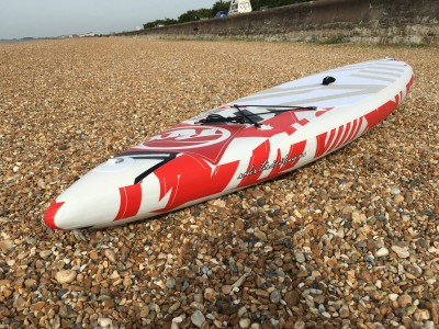 RRD Air Cruiser V2 11'4 2016 SUP Review