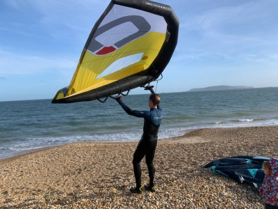 Ozone Wasp V2 5m 2021 Wings Foils SUP Surf Review