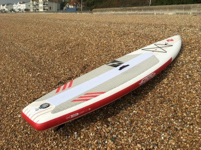 F-One SUP Matira 11'0 2017 SUP Review