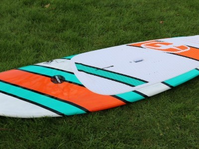 F-One Papenoo Pro Convertible 7'7 2017 Wings Foils SUP Surf Review