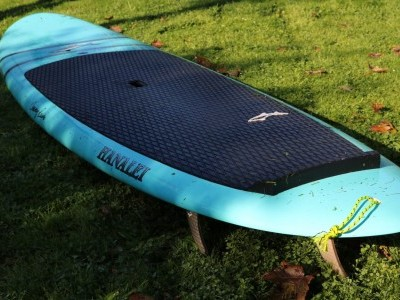 Jimmy Lewis Hanalei 10'0 2017 SUP Review