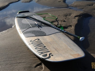 Sunova Style 9'6 2017 SUP Review